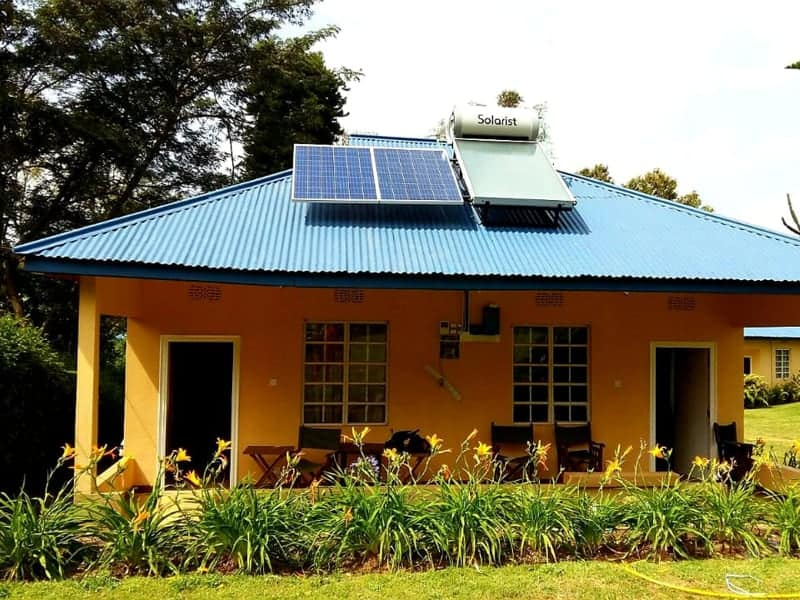 Kilimanjaro halisi with solar power system installed by Gadgetronix