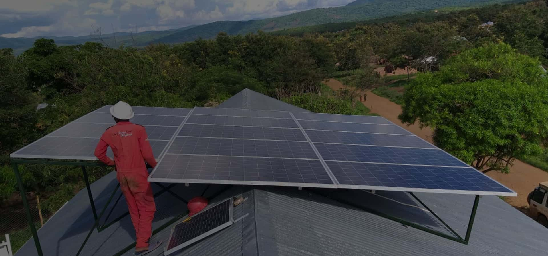 Solar panels installed at Rukoma Dispensary