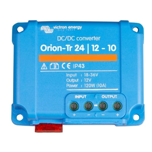 Orion-TR, DC-DC Non-Isolated