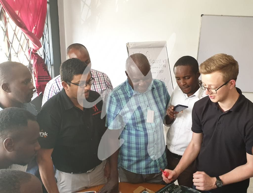 Fronius product and solutions training