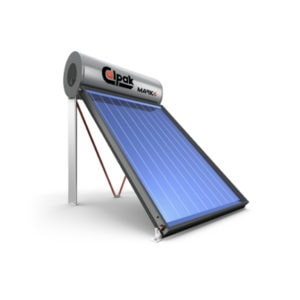 Calpak mark 4 - 160 solar water heater