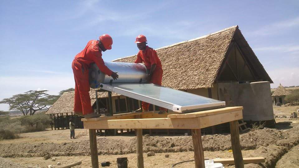Your guide to solar water heating in tanzania