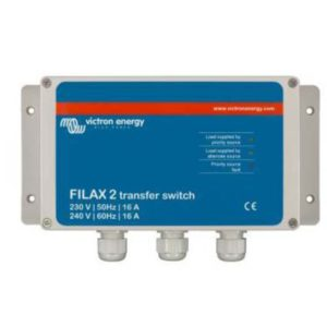 Victron filax 2 transfer switch