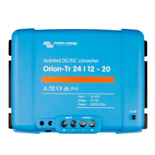 Victron dc-dc converters (110w-120w) isolated
